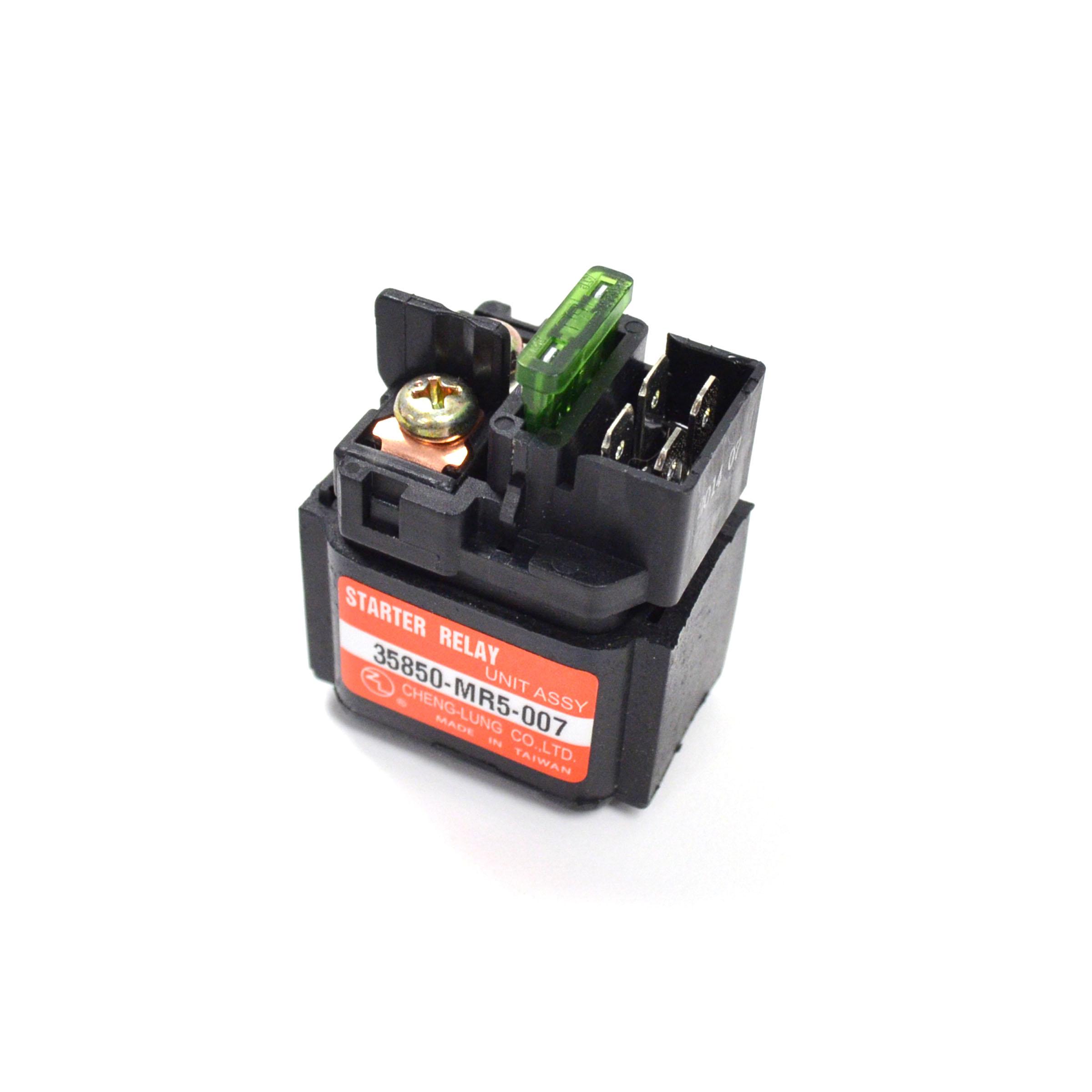 honda starter motor solenoid magnetic relay switch 35850. Black Bedroom Furniture Sets. Home Design Ideas
