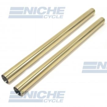 Kawi KH250 KH400 Fork Tube Set TiN NCS39644