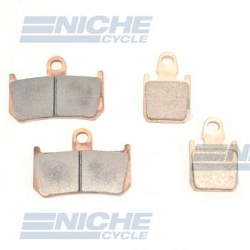 Brake Pad - Full Metal 64-62275