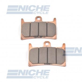 Brake Pad - Full Metal 64-62290