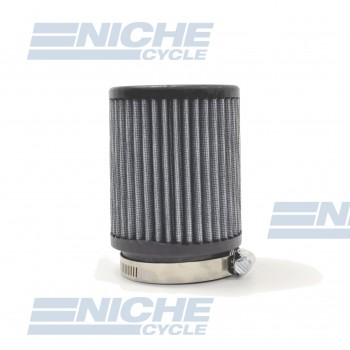 Round Straight Air Filter - 62mm JR-80