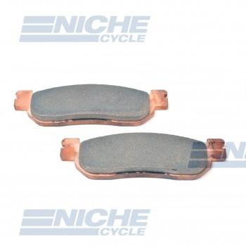Brake Pad - Full Metal 64-62295