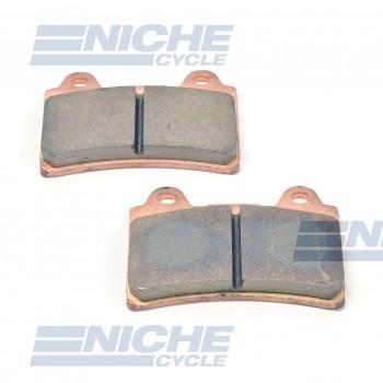 Brake Pad - Full Metal 64-62268