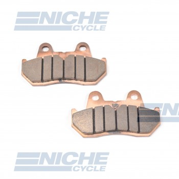 Brake Pad - Full Metal 64-51857