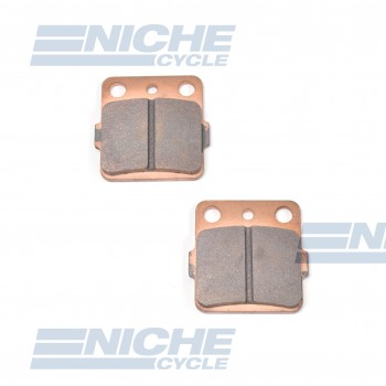 Brake Pad - Full Metal 64-51861