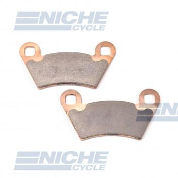 Brake Pad - Full Metal 64-48963