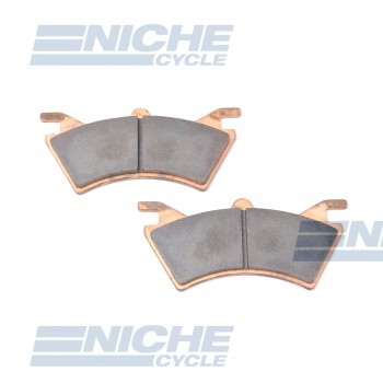 Brake Pad - Full Metal 64-48964