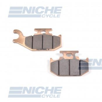 Brake Pad - Full Metal 64-62274
