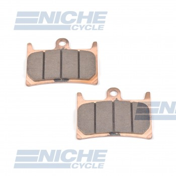 Brake Pad - Full Metal 64-62269