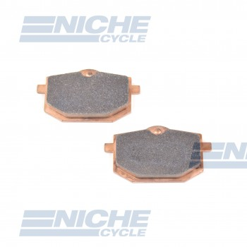 Brake Pad - Full Metal 64-62271
