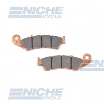 Brake Pad - Full Metal 64-51893