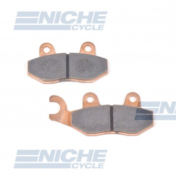 Brake Pad - Full Metal 64-51864