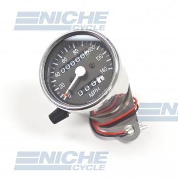 Mini Universal Motorcycle Mechanical 140 MPH 58-43666