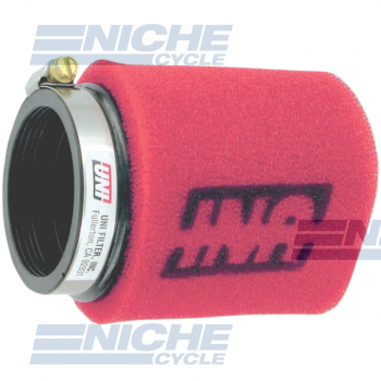 Uni-Filter Straight 2-Stage Red 2-1/4 x 4 UP-4229ST