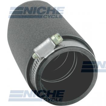 Uni-Filter Straight Black 2-1/4 x 5 UP-5229