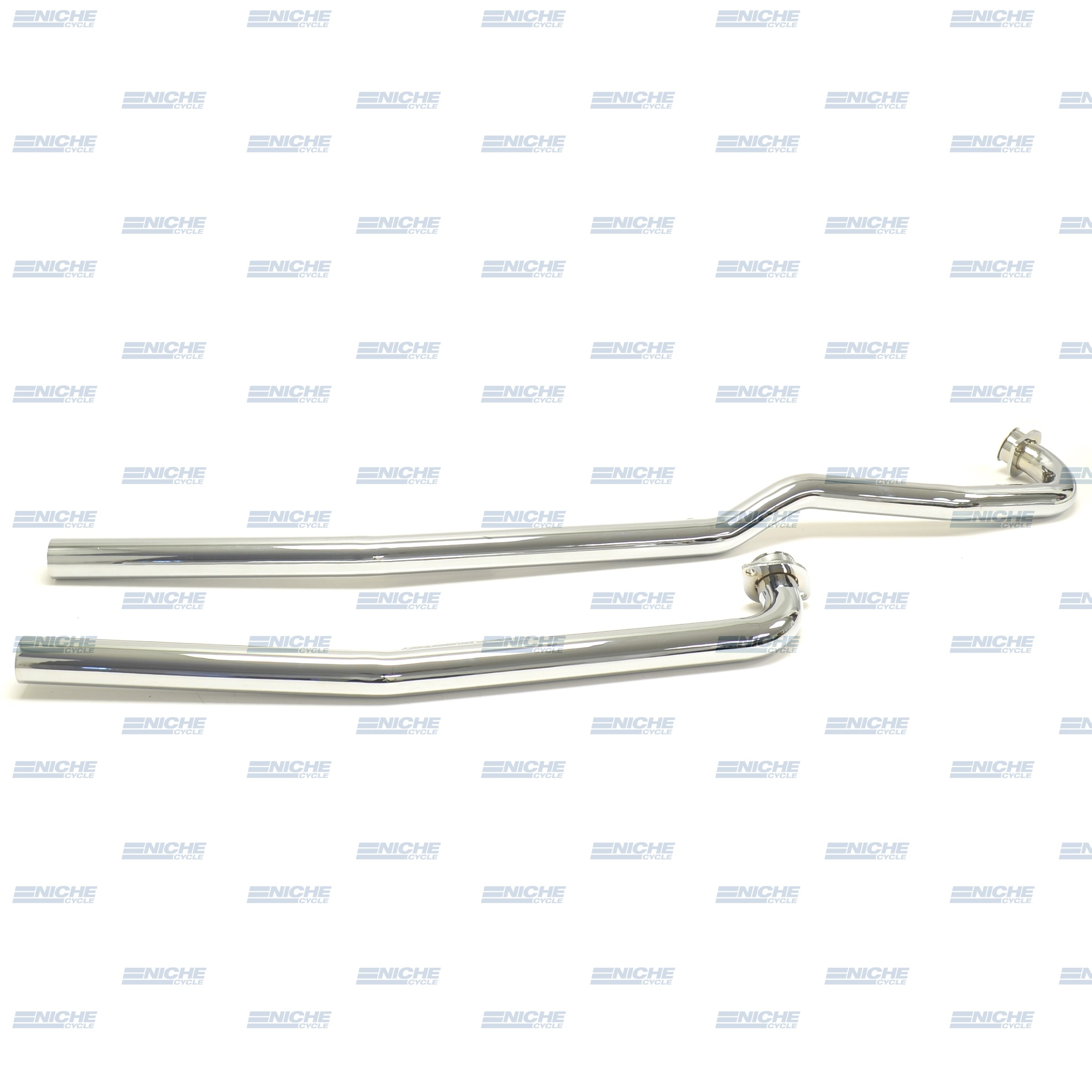 Yamaha Bolt 950 14-18 Chrome High Drag Pipes  004-9314