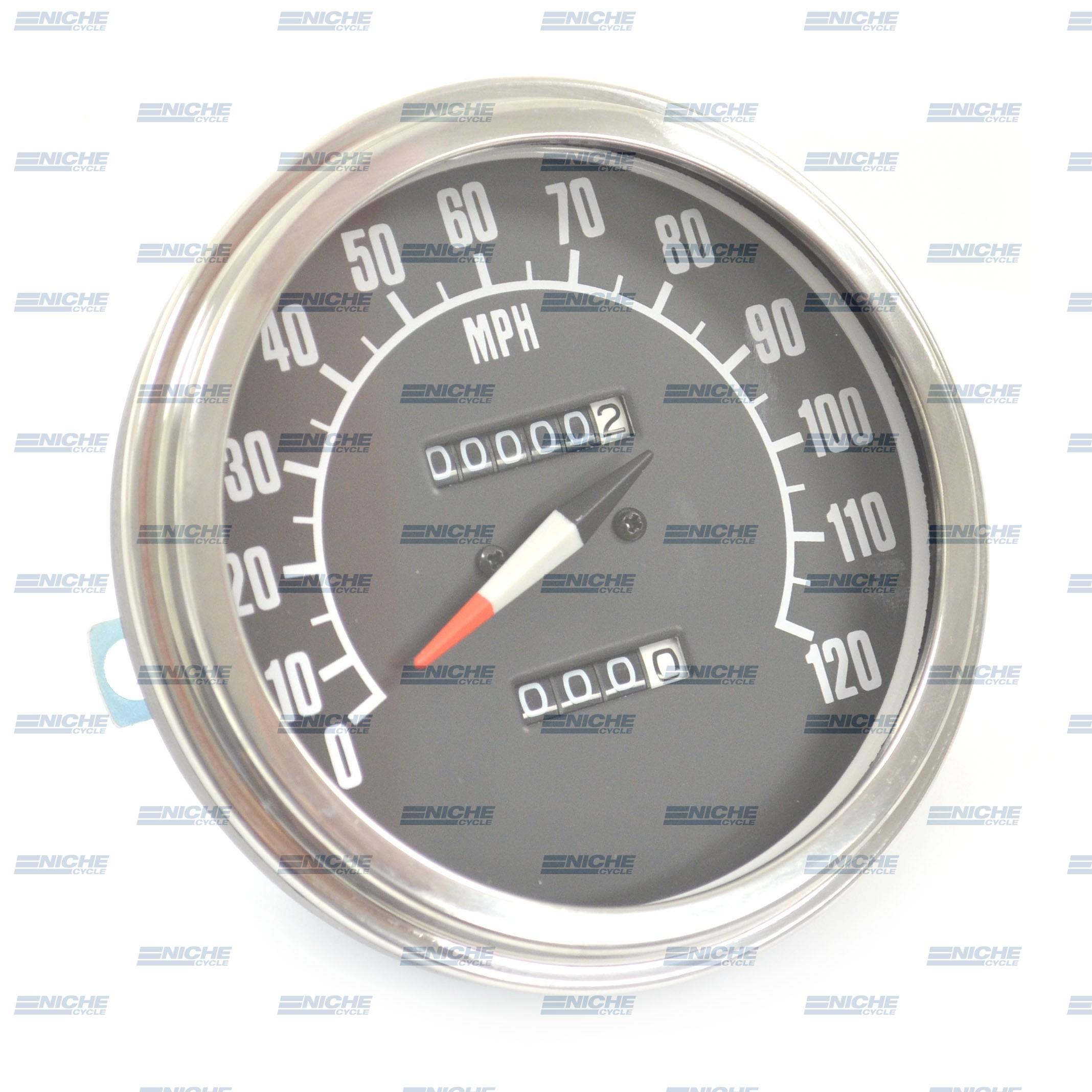 Harley Davidson FX FXWG FL 1968-Up Speedometer 07-43652