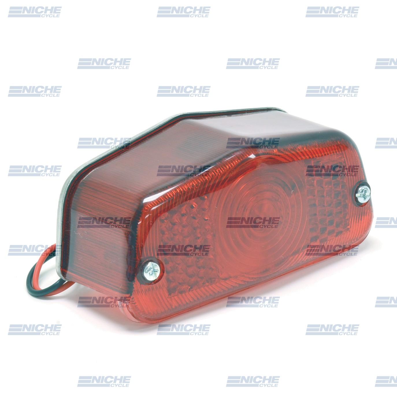 Lucas Style Light Assembly w/o Bracket 53454/E