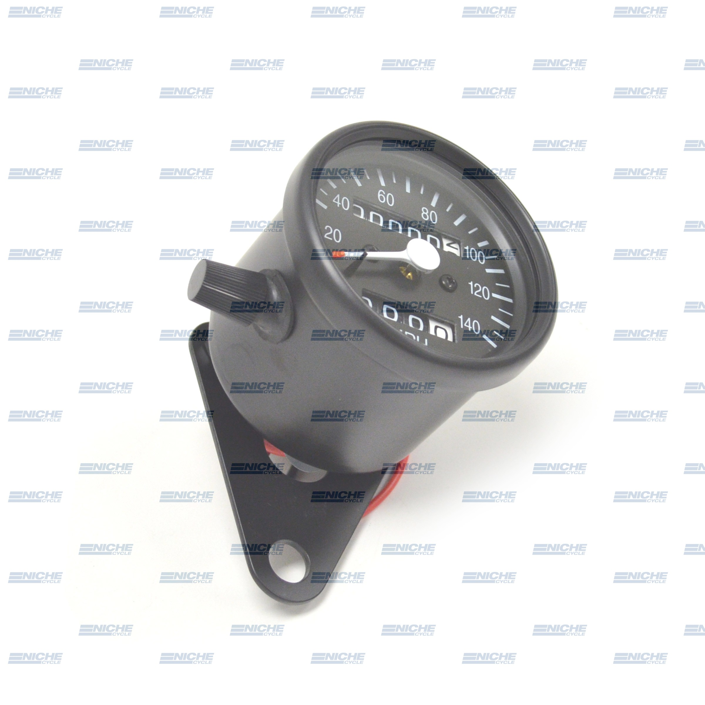 Mini Speedo 2:1 Trip/Bracket Black 58-43666B