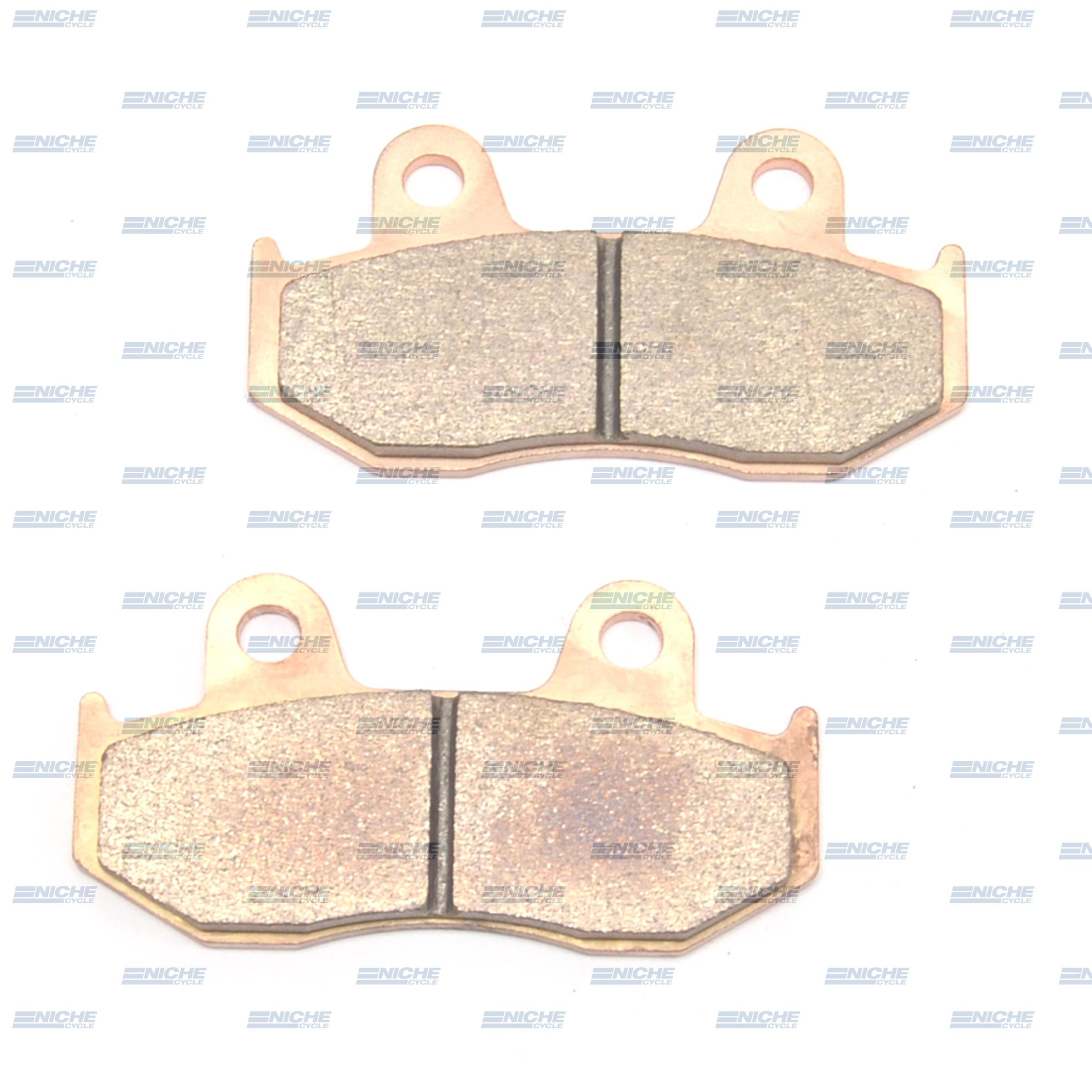 Brake Pad - Full Metal 64-51875