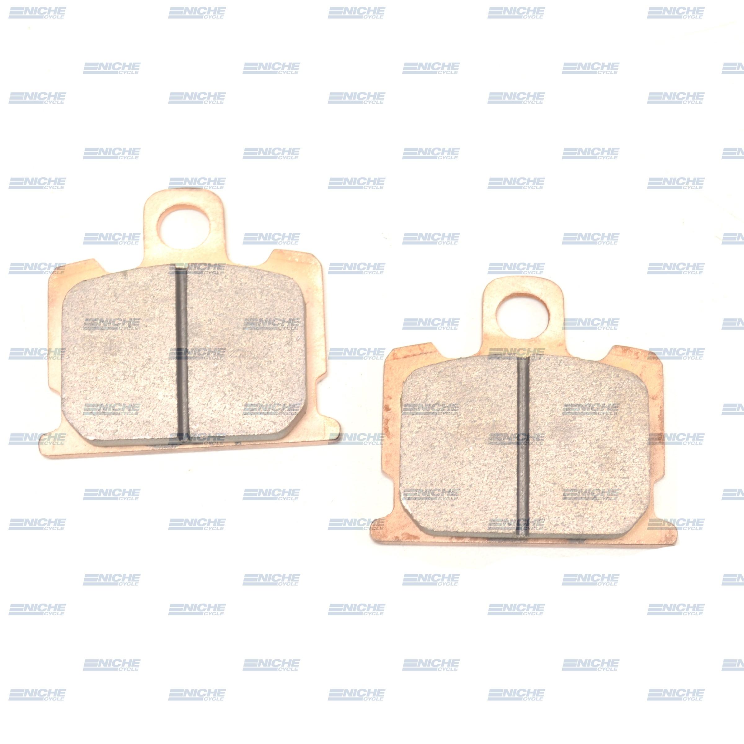 Brake Pad - Full Metal 64-62256