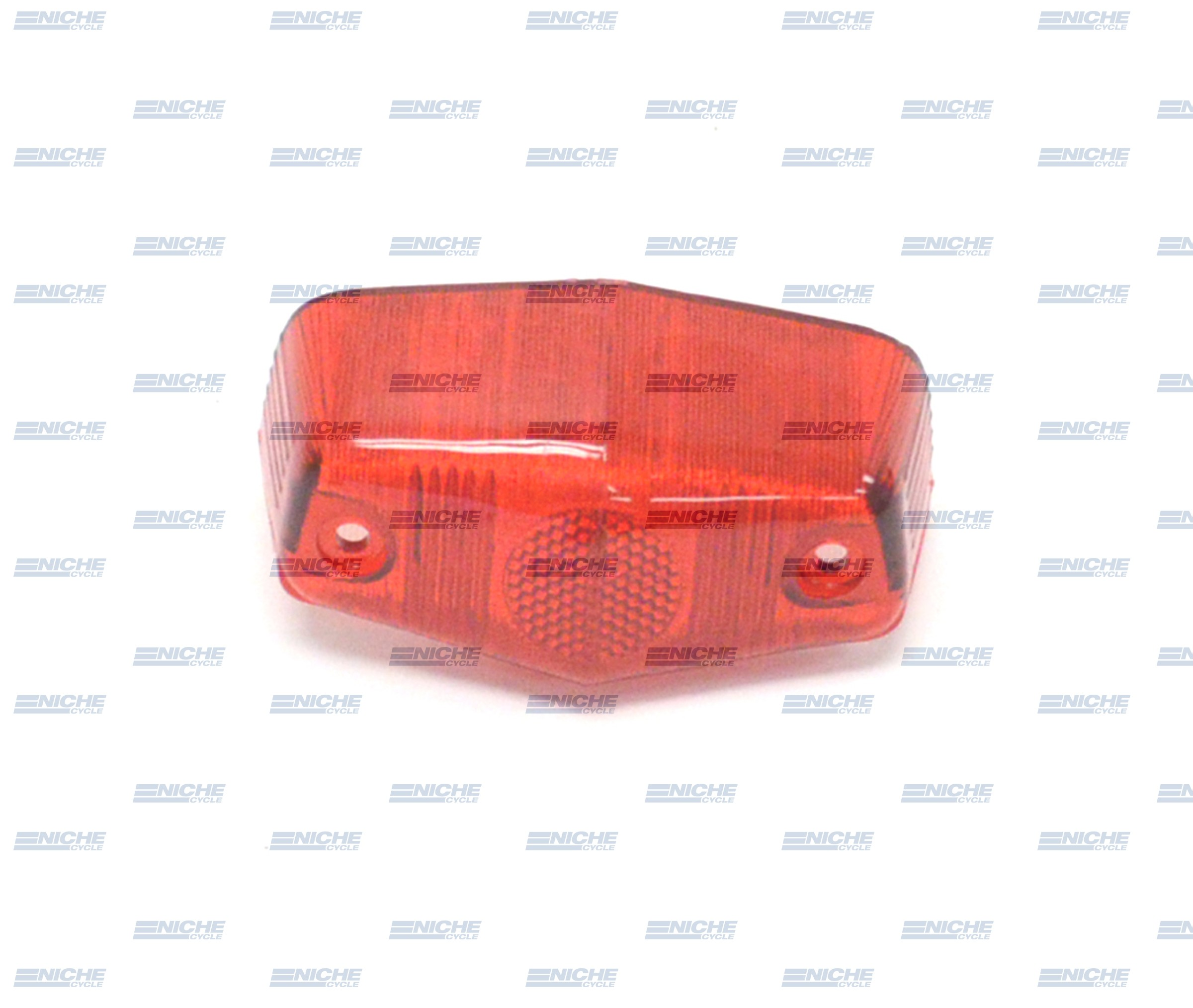 Replacement Lens for EMGO Small Lucas-Style Taillight  62-21533