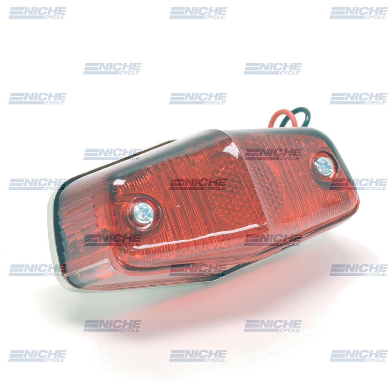 Triumph BSA Norton Matchless Lucas-Style 12-Volt Taillight No Bracket 62-21522