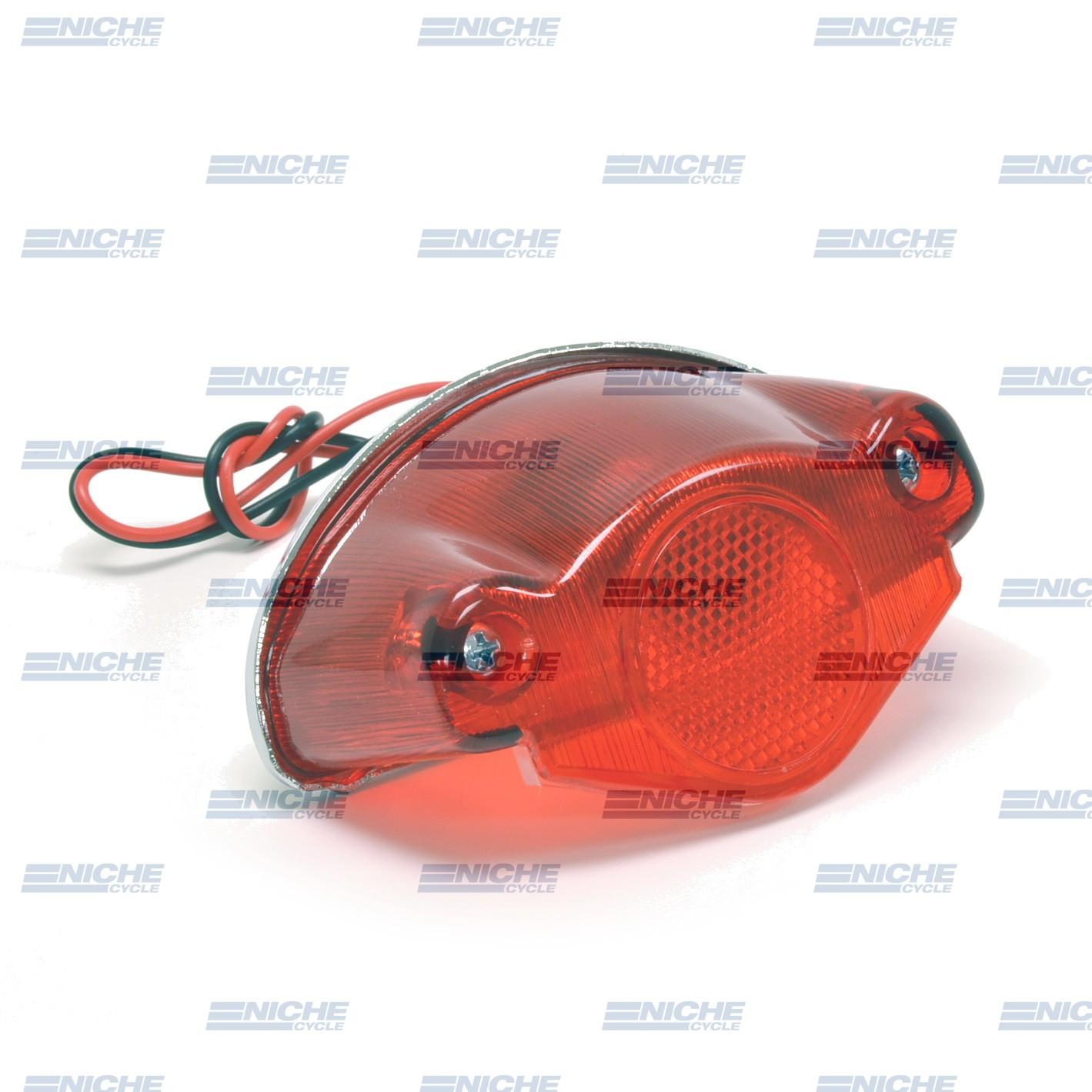 Miller 38ET Type Taillight 12 Volt 62-21590