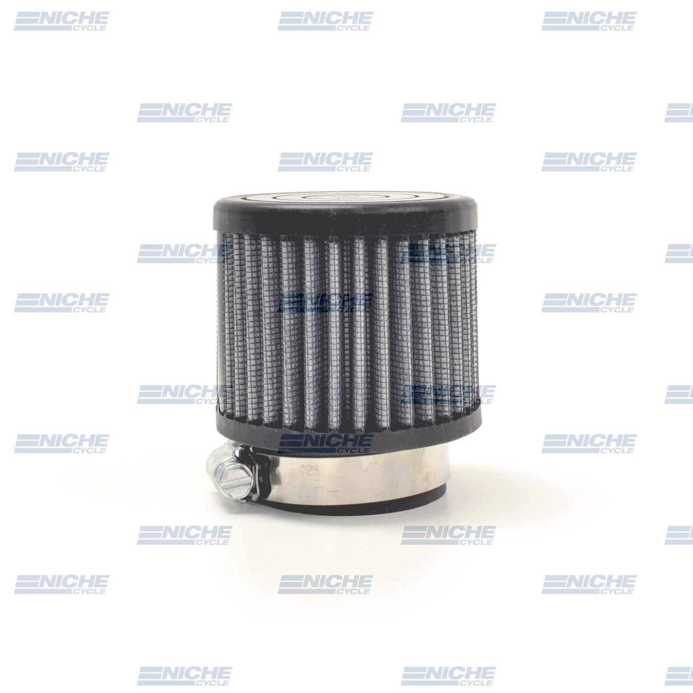 Round Straight Air Filter - 44mm JR-14