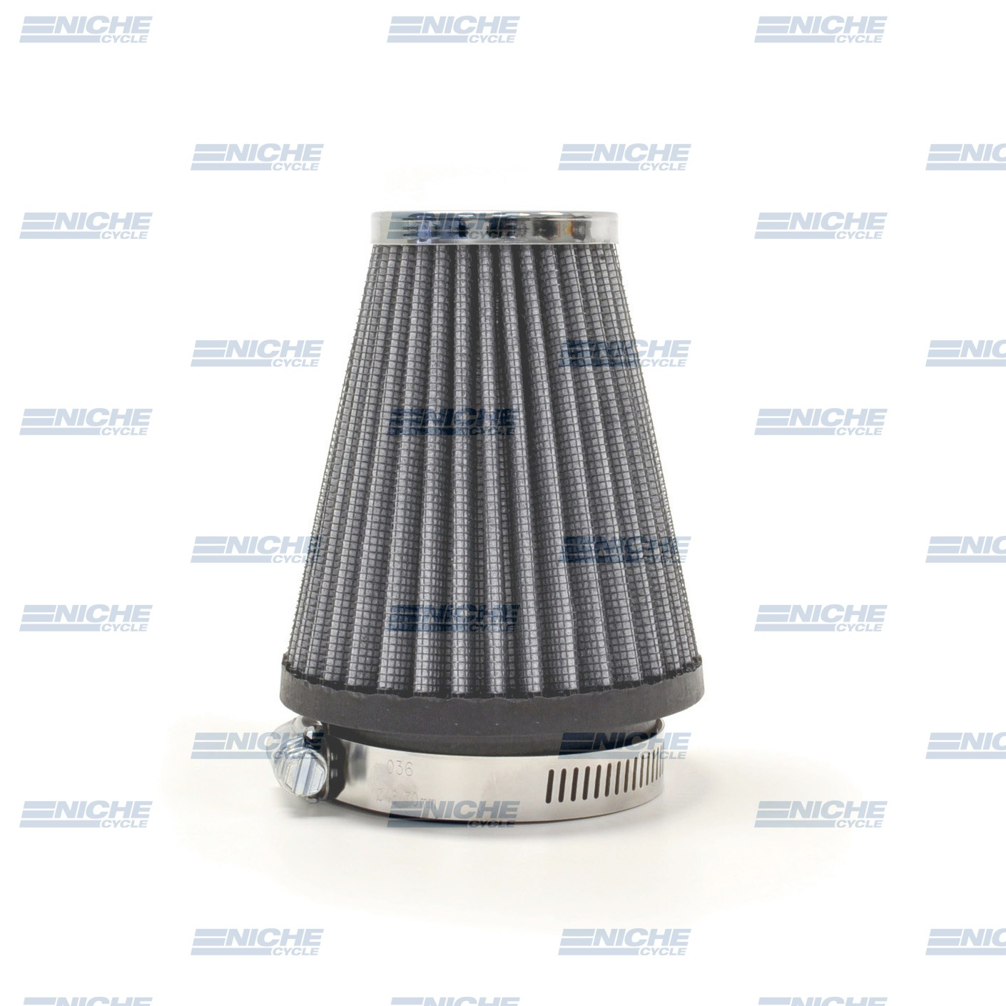 Round Tapered Air Filter - 57mm RC-125