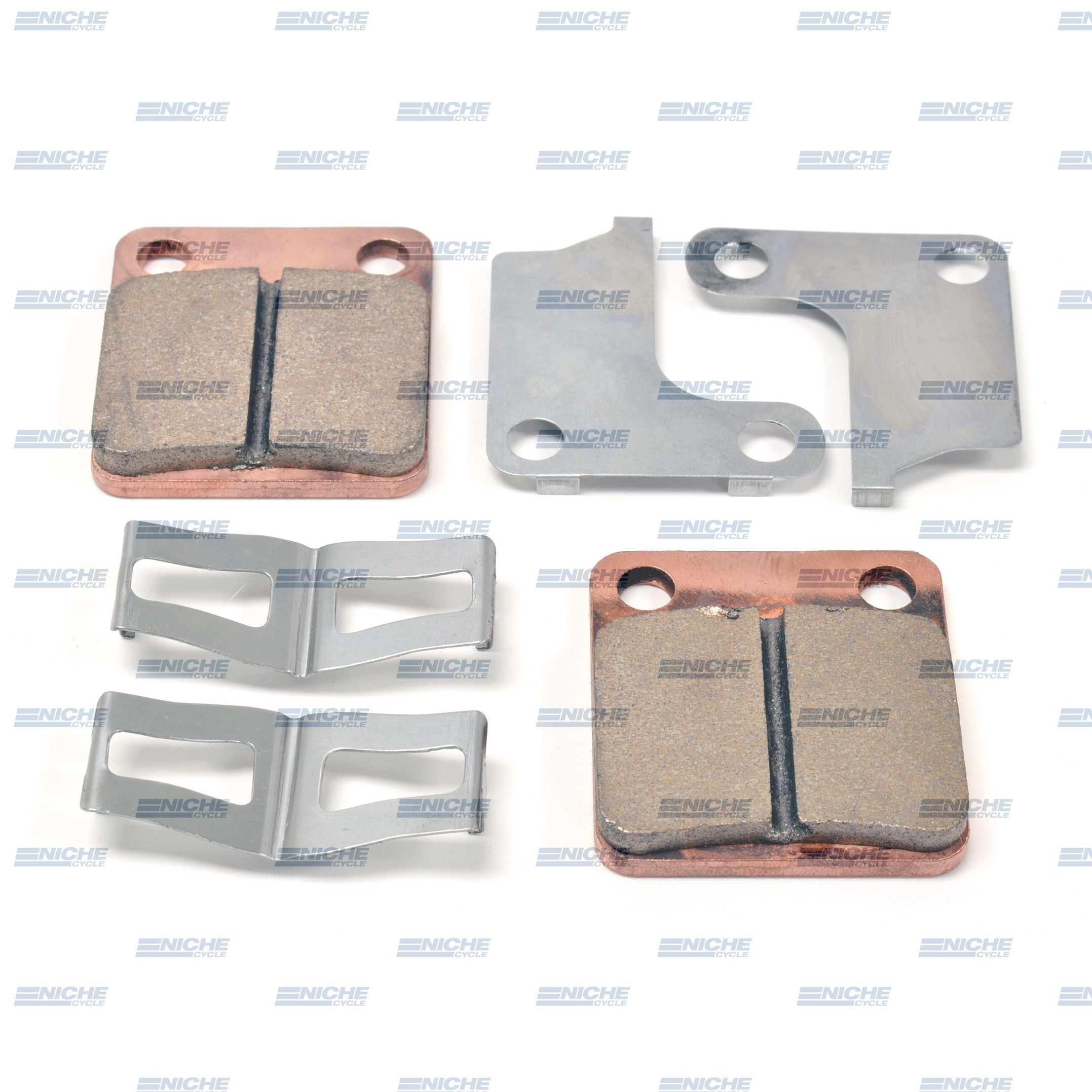 Brake Pad - Full Metal 64-51866