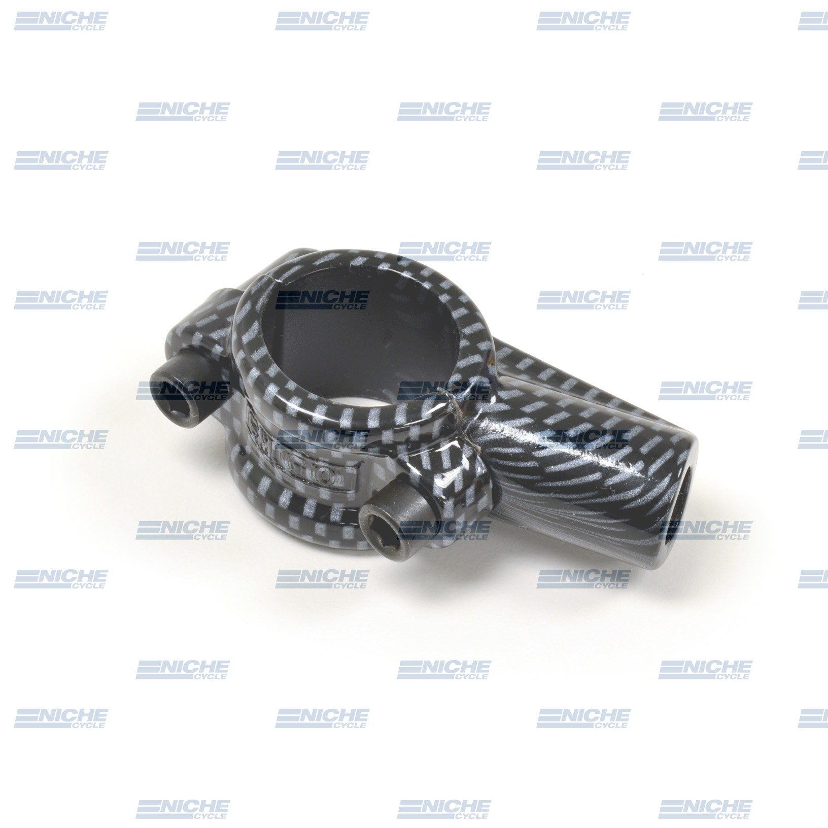 Clamp On Handlebar Mirror Bracket - 10mm Yamaha Right 20-28127