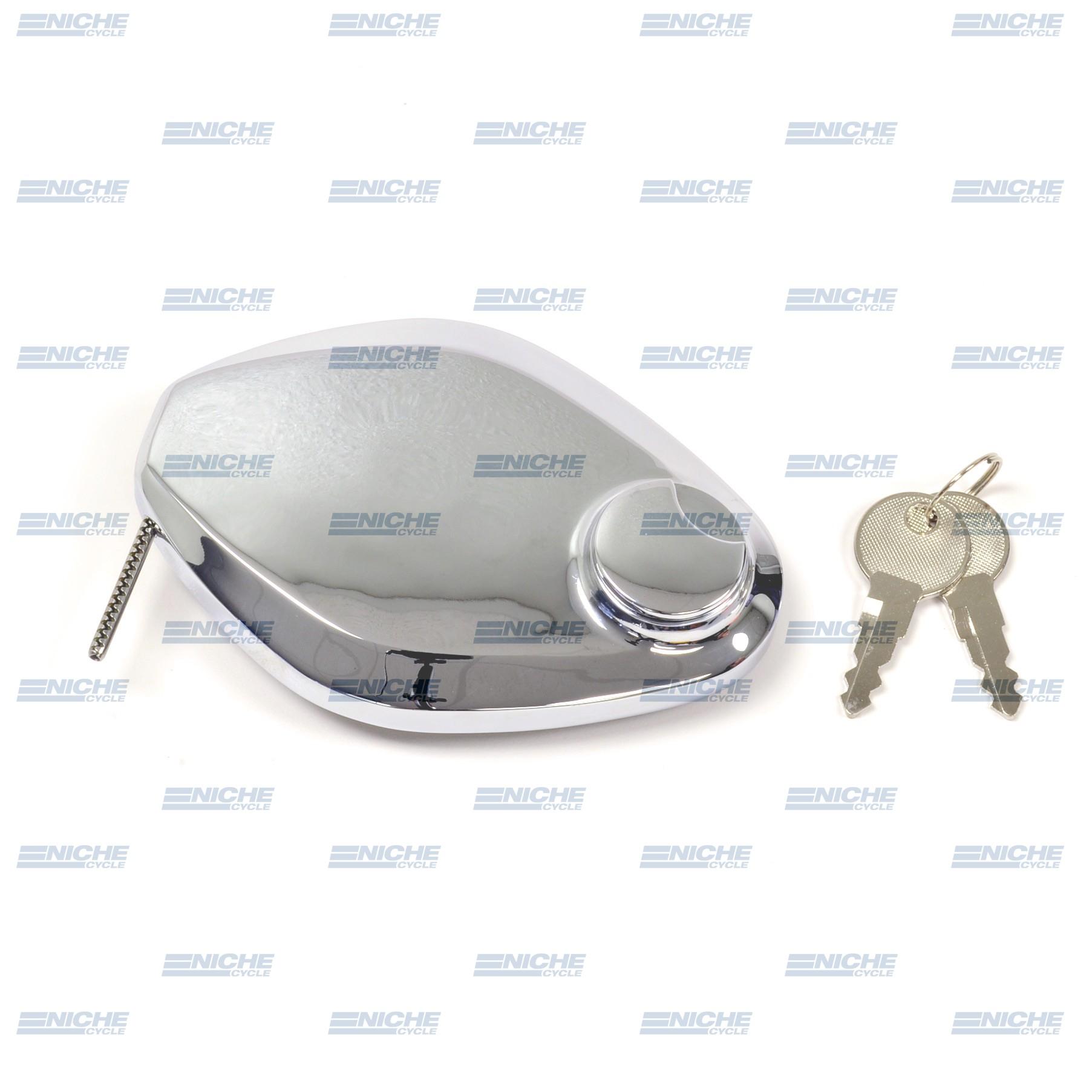 Kawasaki Gas Cap w/Keys 43-61012