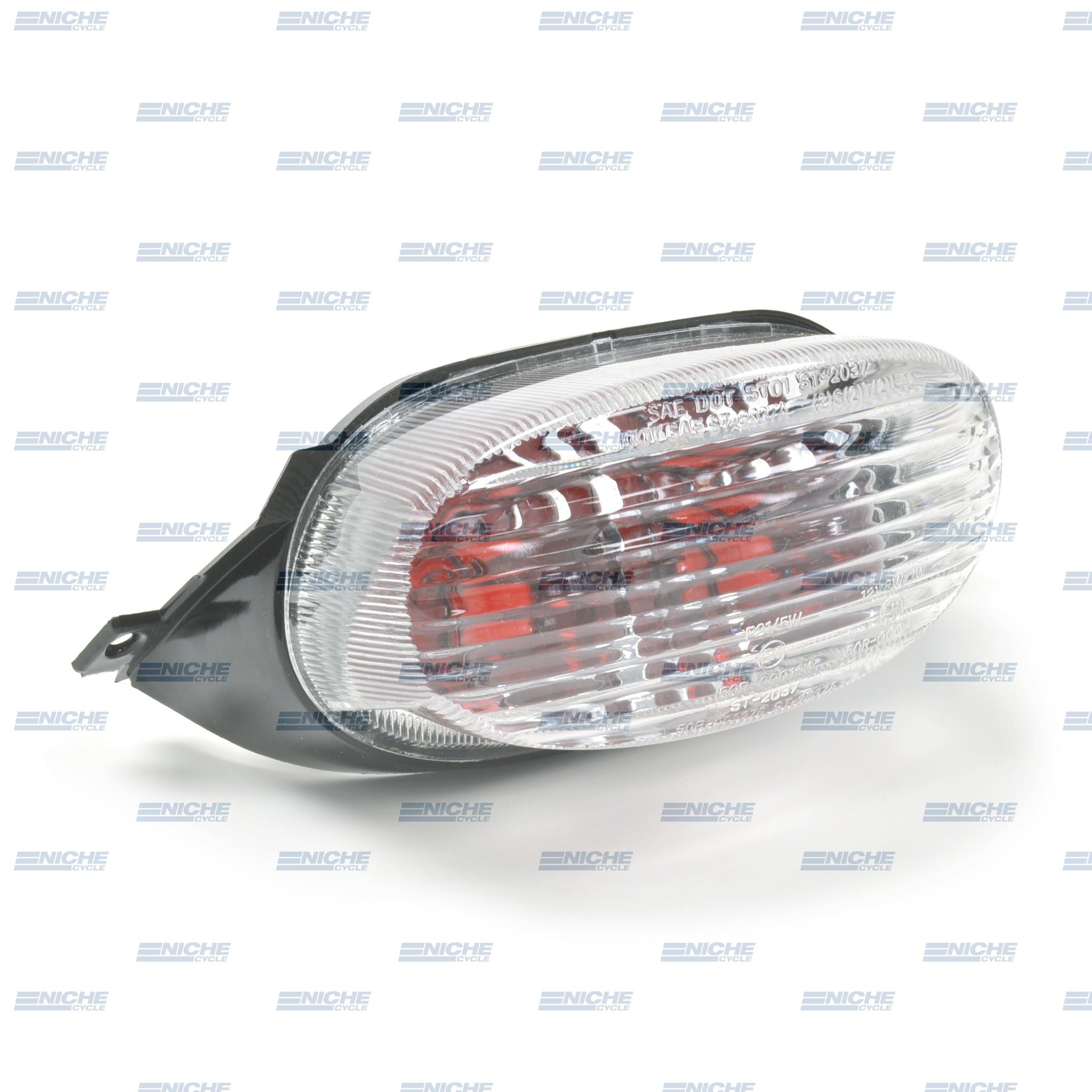 Suzuki Katana 600/750 Clear Taillight Lens 62-84762