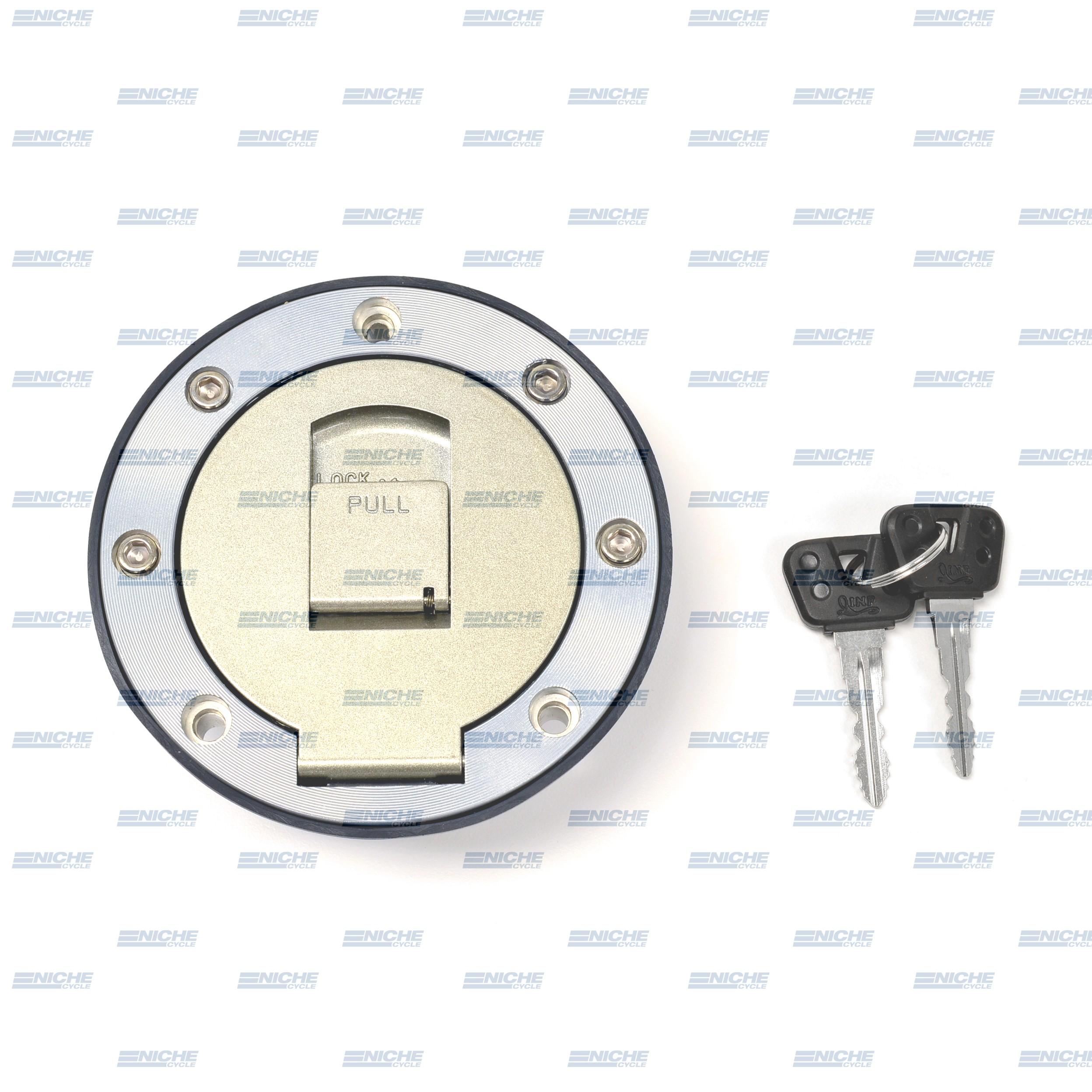 Yamaha OE Style Replica Locking Gas Cap Keys 43-73450