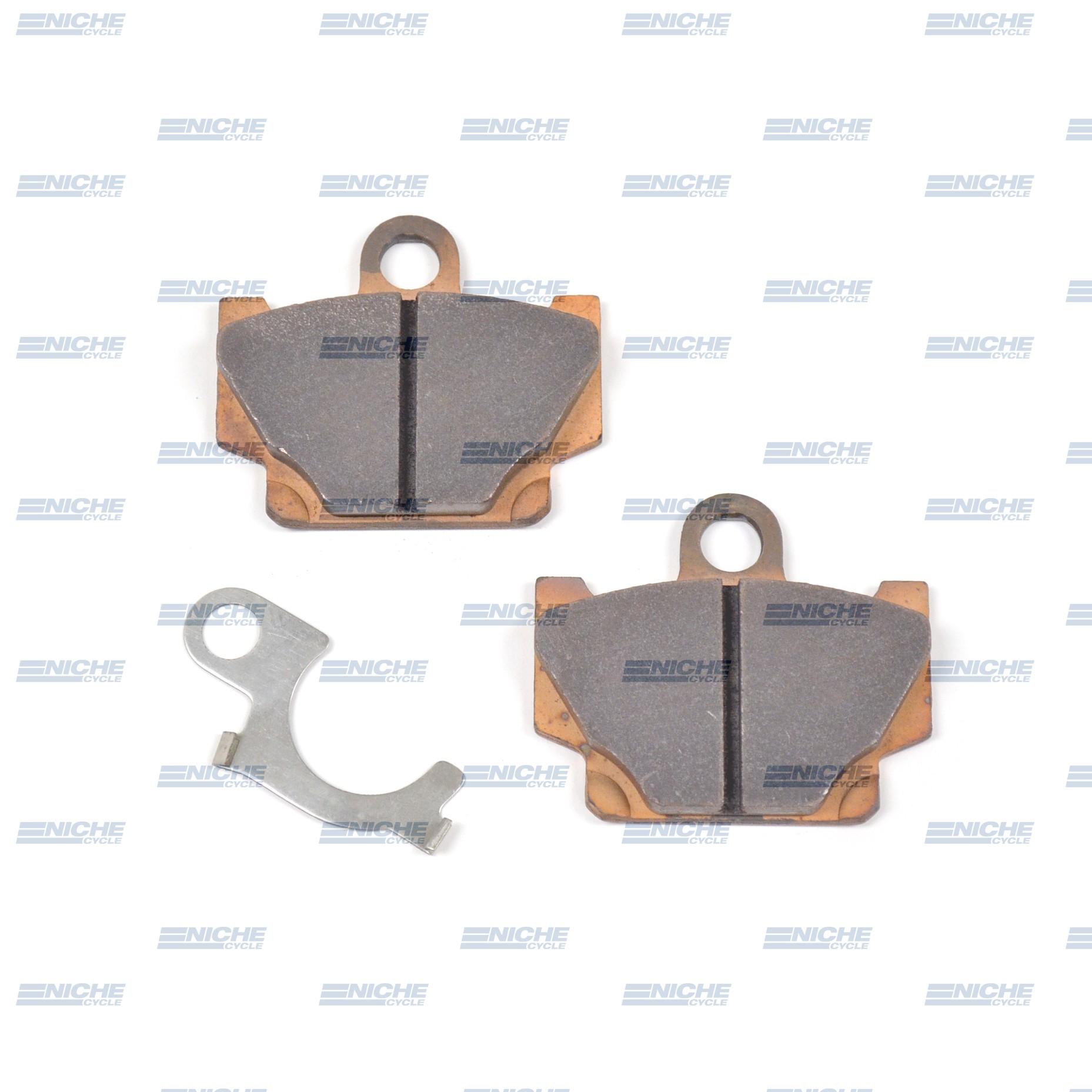 Brake Pad - Full Metal 64-62257
