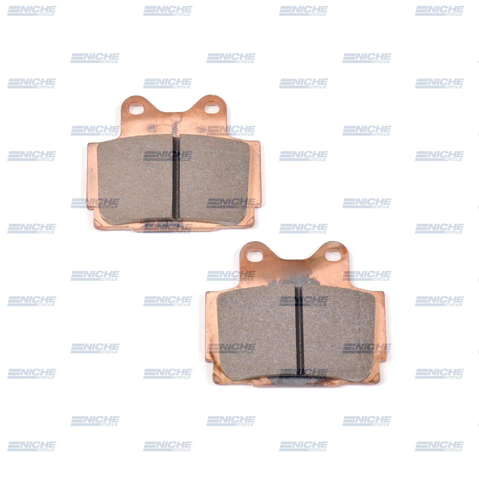 Brake Pad - Full Metal 64-62267