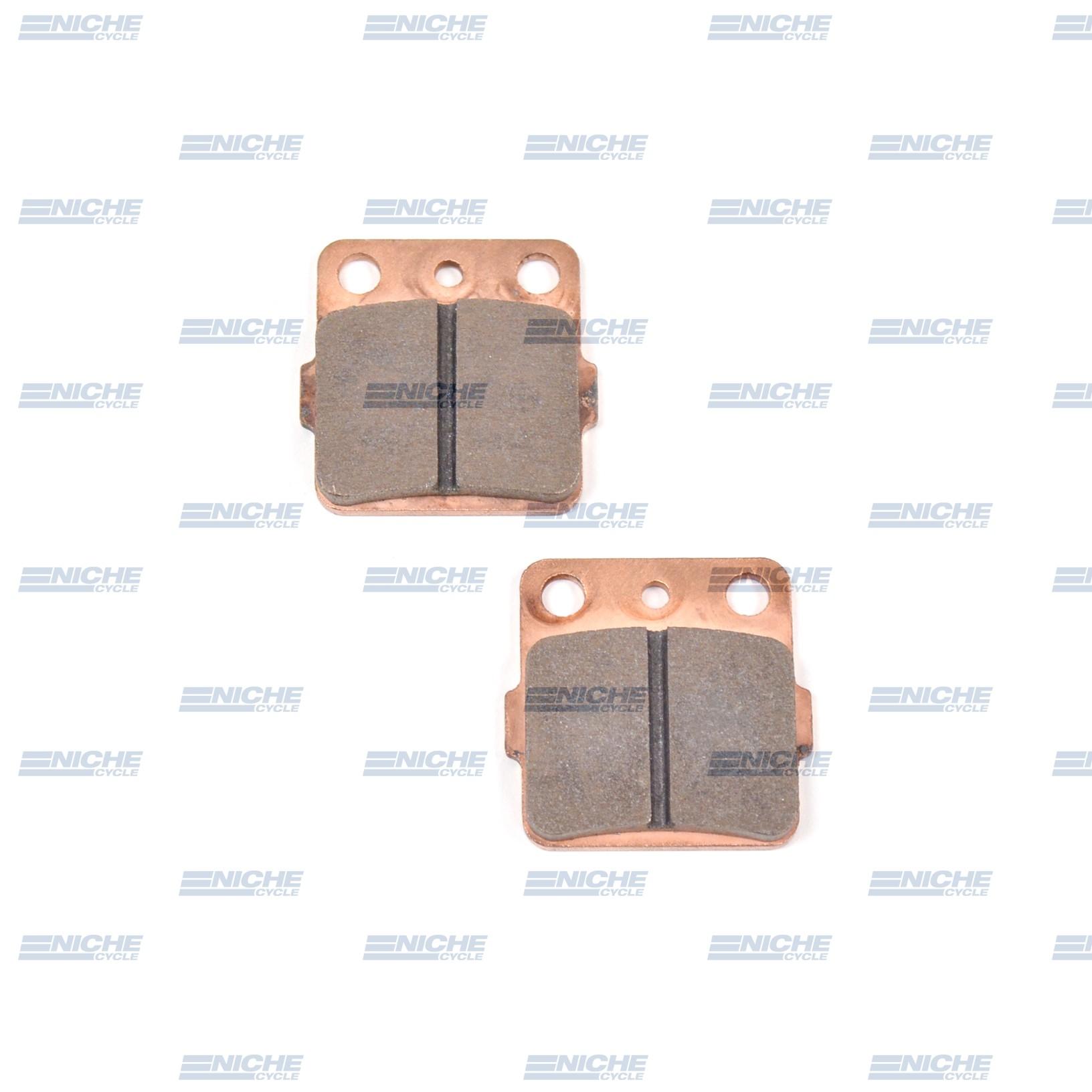 Brake Pad - Full Metal 64-51862