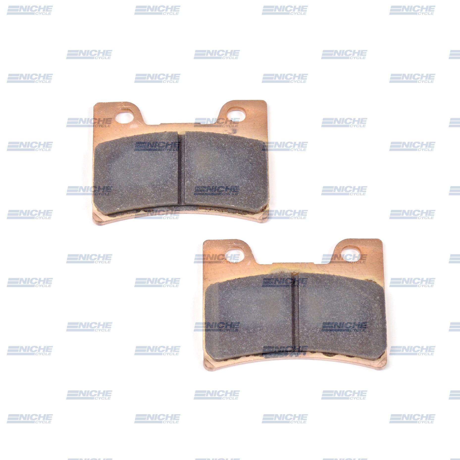 Brake Pad - Full Metal 64-62280