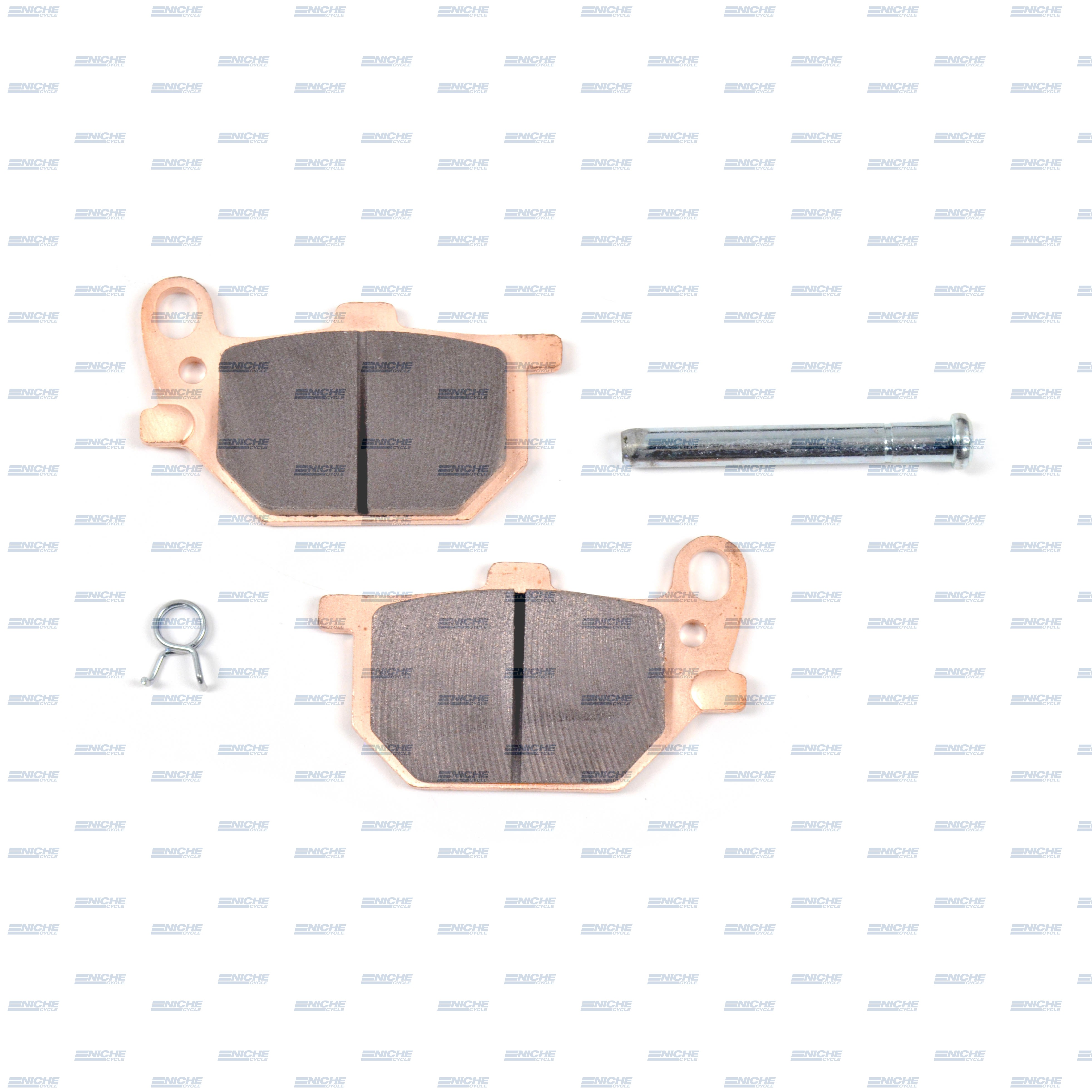 Brake Pad - Full Metal 64-62254