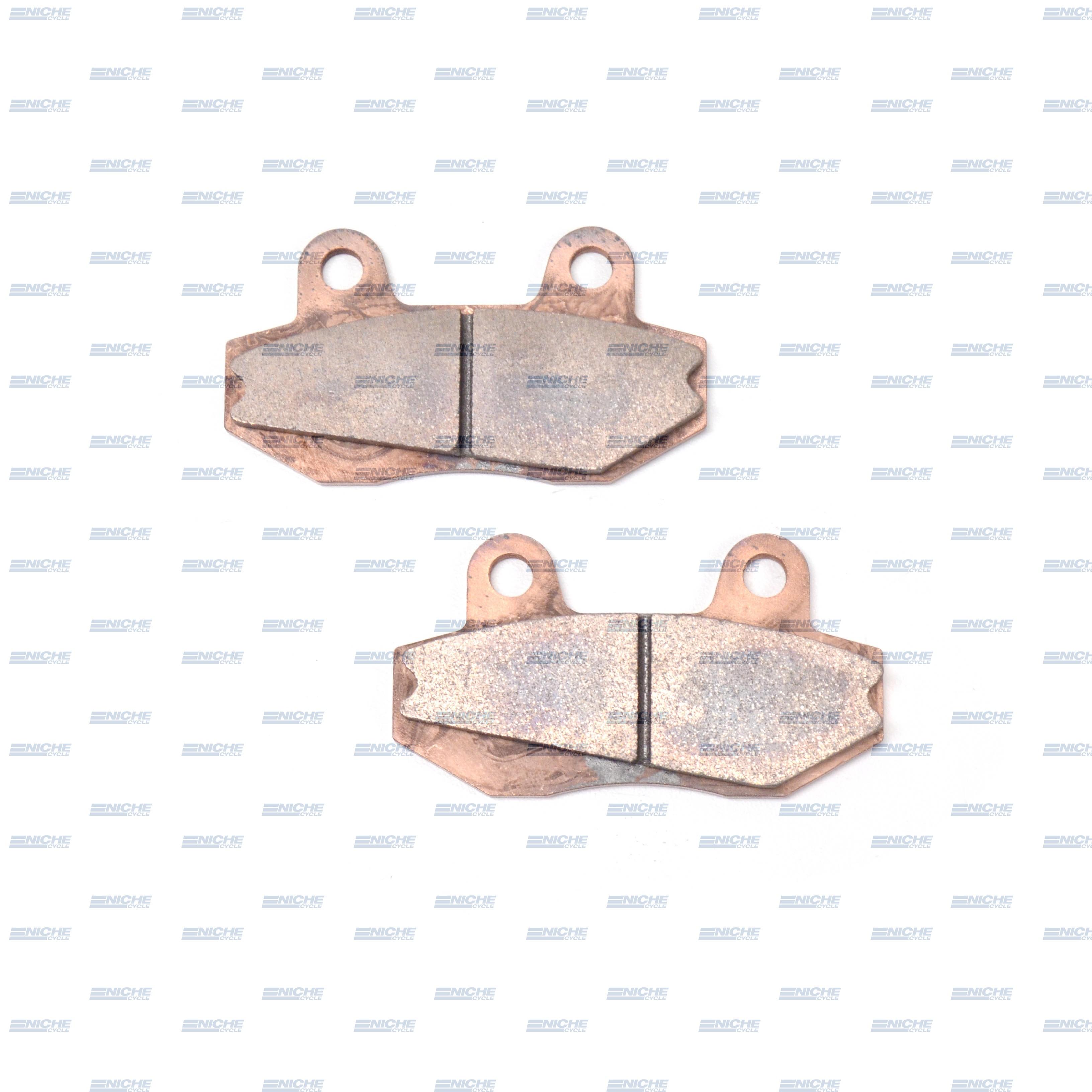 Brake Pad - Full Metal 64-51877
