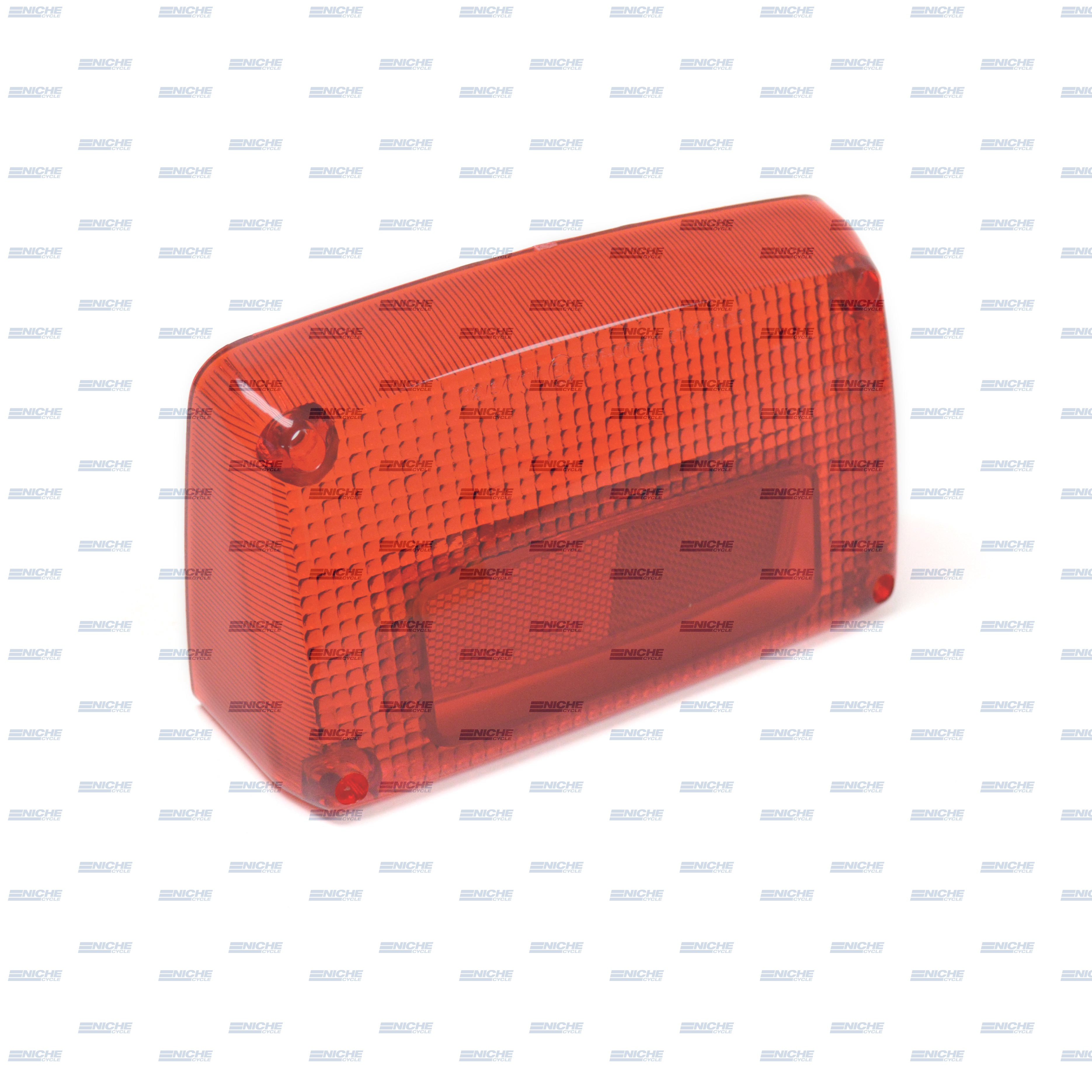 Replica OEM Suzuki Brake Light Lens 62-06130