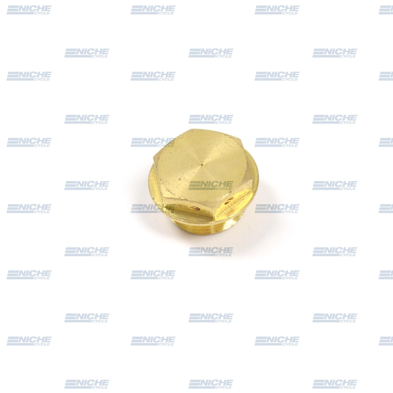 Mikuni Brass Float Bowl Drain Plug VM30-VM34 VM34/42