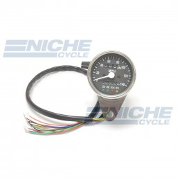 Mini Speedo 2240-60 Lights Polished 58-43683