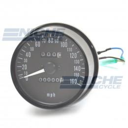 Kawasaki Z1 KZ900 KZ1000 Speedo MPH 25001-044/25005-121 58-43794