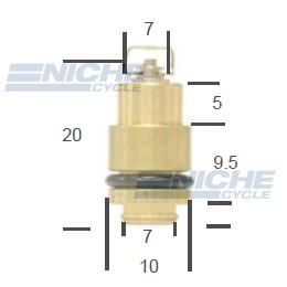 Mikuni BN46I Needle & Seat Assembly 786-35018