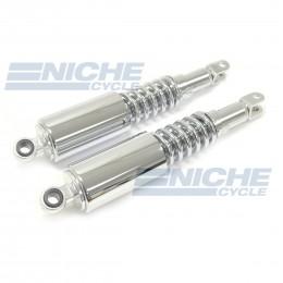 Honda Reproduction Chrome Shocks CB750 17-04412