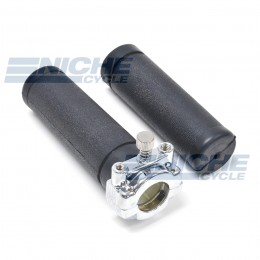 """1"""" Push/Pull Throttle Assembly w/Grips 07-29461"""