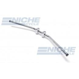 """Handlebar - 1"""" Drag Bar Chrome-Dimp 07-12527"""
