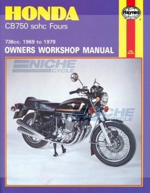 Honda CB750 SOHC Four (69-79) M131
